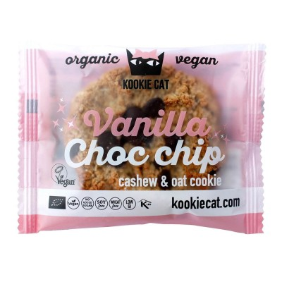 Kookie Cat Vainilla Chochip