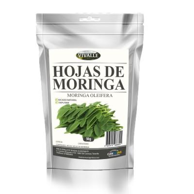Moringa Hoja Vivalle