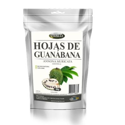 Guanabana Hoja Triturada Vivalle