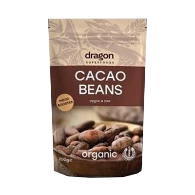 Cacao Granos Enteros